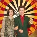 Gabriela Amgarten und Peter von Kron, 3.10.1994.