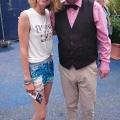 Ella Endlich und Pete von Kron