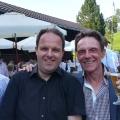 Stefan Schmidlin und Peter von Kron