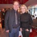 Christine Meier und Peter von Kron.