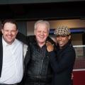 Zauberer Pascal, London Jones und Peter von Kron