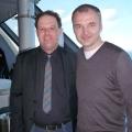Stéphane Chapuisat und Peter von Kron.